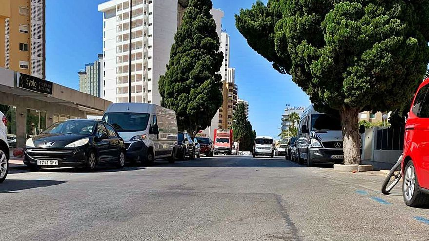 Benidorm renovará la avenida Emilio Ortuño con 3,5 millones de euros