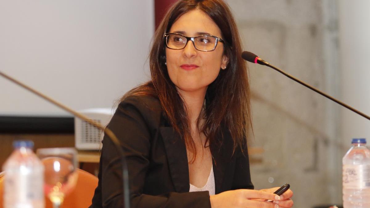 La periodista de FARO Selina Otero / Alba Villar