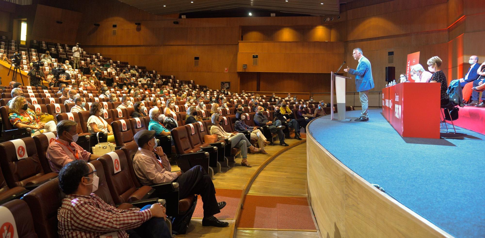 Reunión Extraordinaria del Comité Regional del PSOE en Infecar (18/09/2021)