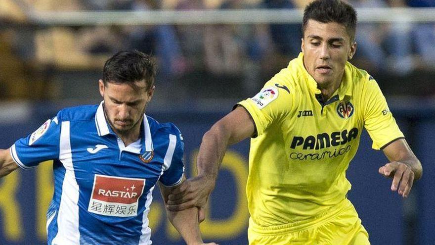 El Villarreal no encuentra el gol frente al Espanyol (0-0)