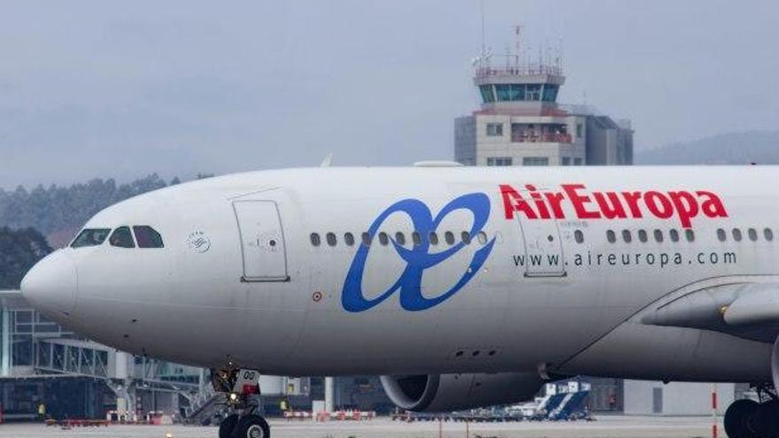 En 'apuros' una de las principales aerolíneas del aeropuerto de Vigo