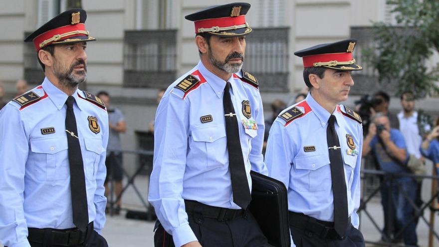 """La G. Civil acusa a los Mossos de """"contravigilancias"""""""