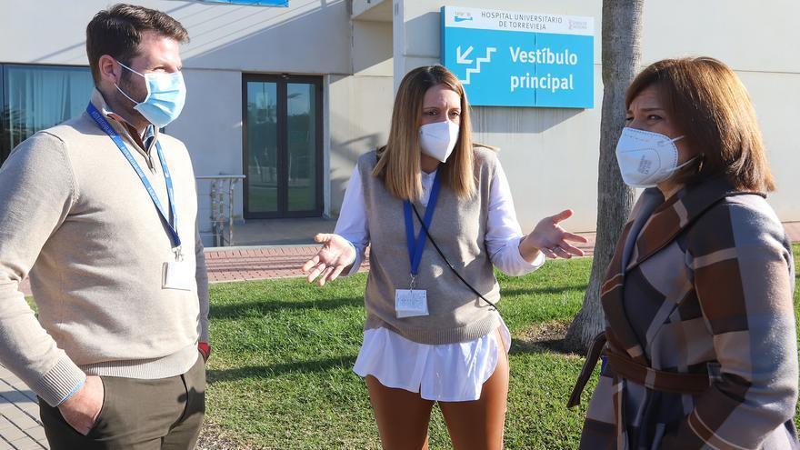 """El PPCV exige en Torrevieja poner fin a la reversión: """"Lo que funciona no se debe tocar"""""""