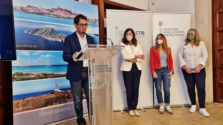 El Govern cierra un acuerdo con Iberia para mantener rutas nacionales
