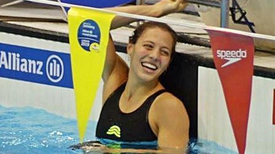 Núria Marquès serà a Funchal per als europeus paralímpics