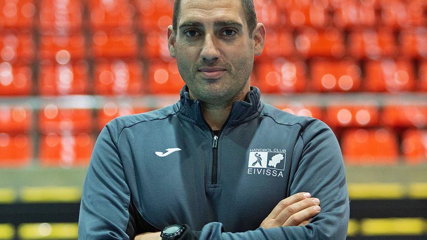 El HC Eivissa da por hecho que Tilves seguirá como técnico del primer equipo