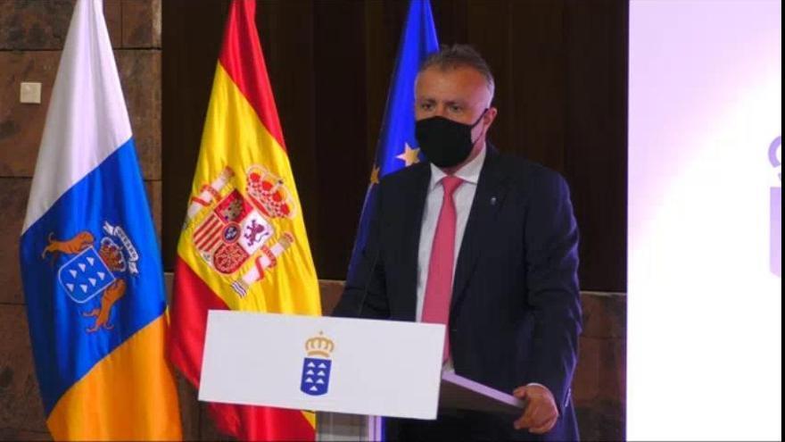 """Torres sobre la inmigración: """"Canarias ha hablado claro; queremos actos contundentes"""""""