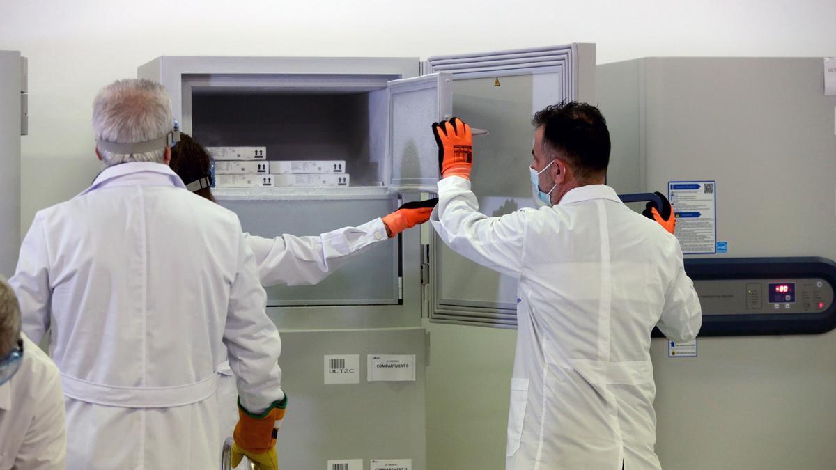 Vacuna de la Covid: la vacunación en la Comunitat Valenciana empieza hoy en varios municipios.