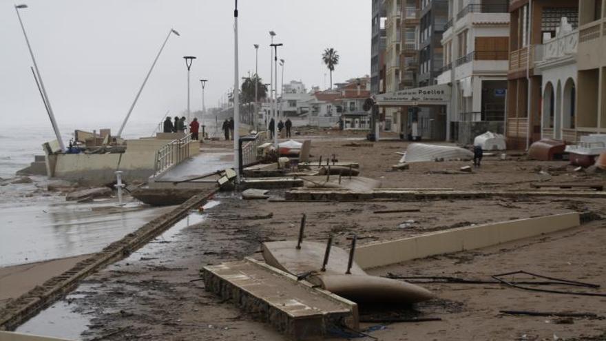 Costas prepara un plan para que las playas soporten mejor los próximos temporales