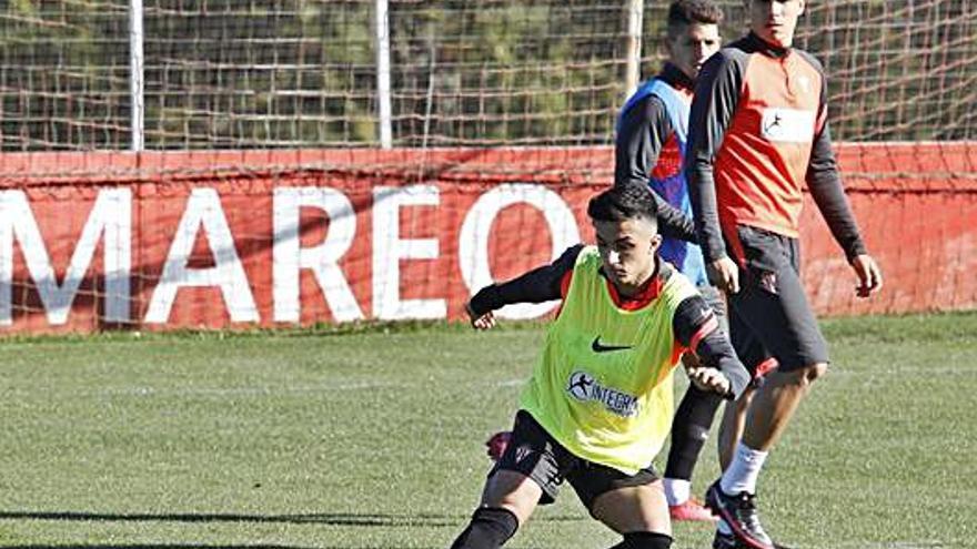 """García Plaza alaba al Sporting: """"Tiene un once top"""""""