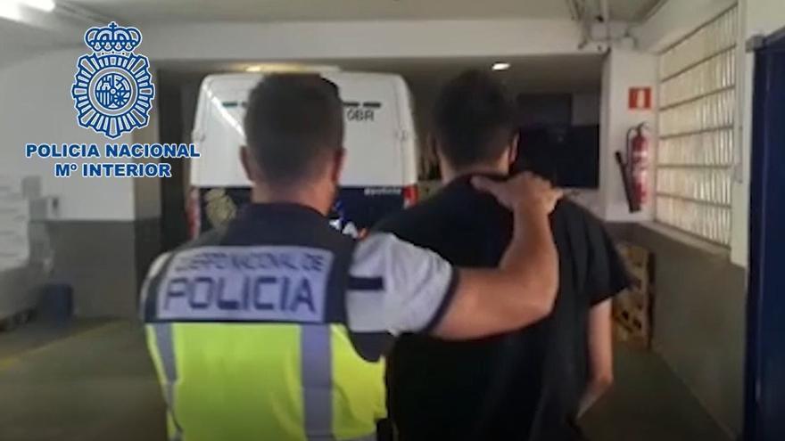 Detenido en Marbella un hombre buscado en Suecia como cómplice del homicidio de una menor