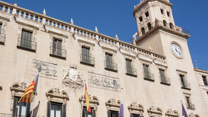 Reactivada la contratación del servicio de Telecomunicaciones del Ayuntamiento de Alicante