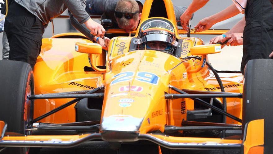 Alonso no repetirá en las 500 Millas de Indianápolis