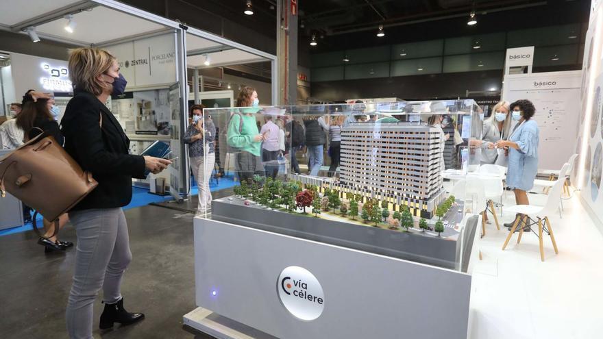 Los inversores compran uno de cada tres pisos en València