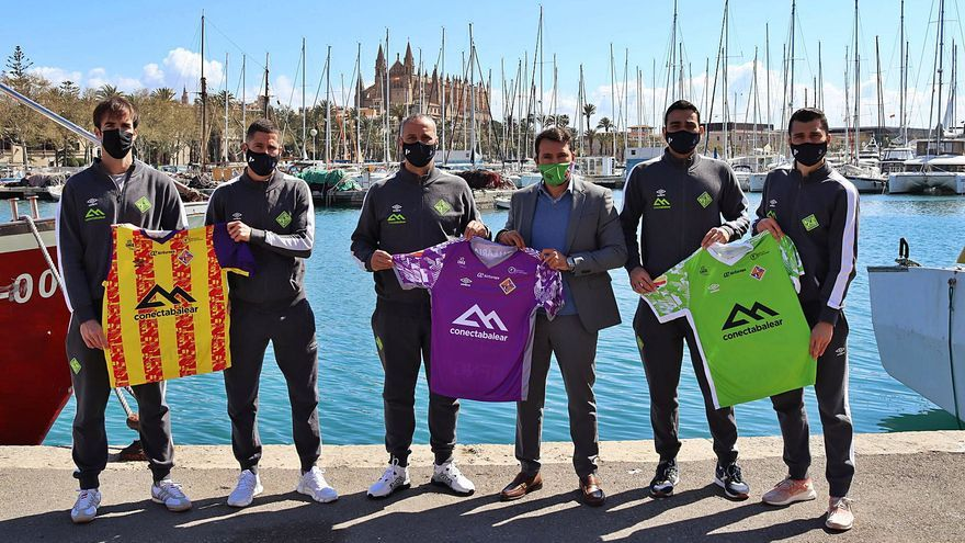 José Tirado: «La familia de Miquel Jaume seguirá vinculada al Palma Futsal, ya está hablado»