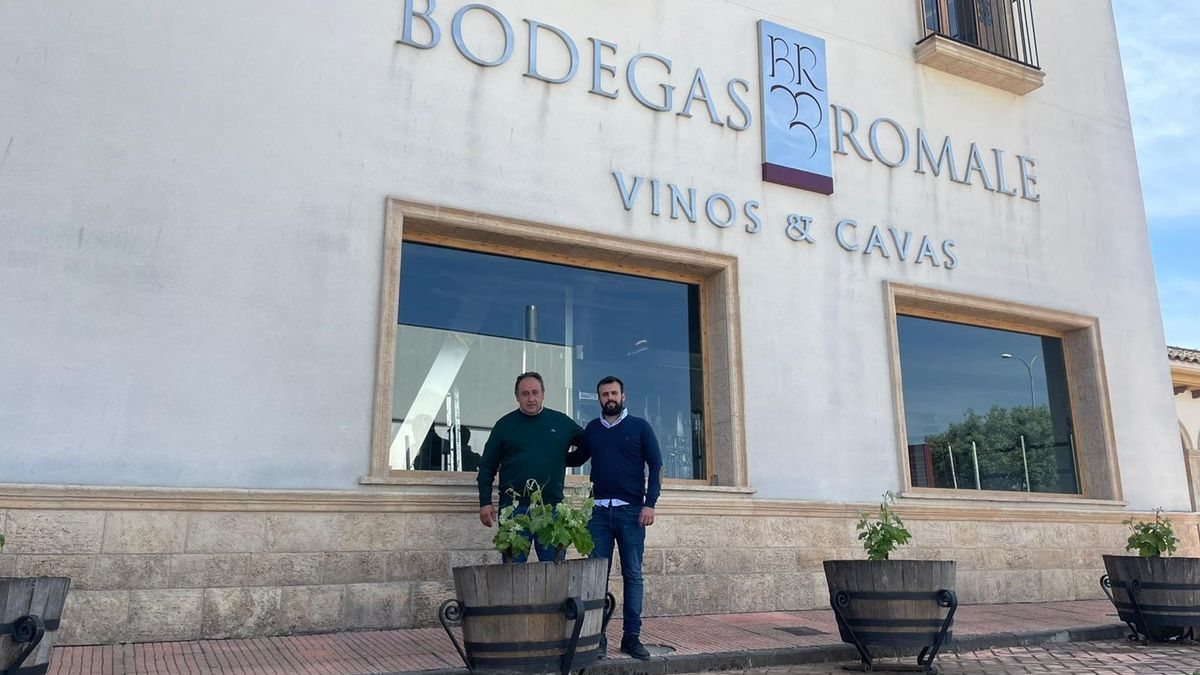 Diego 'Romale' y su hijo Paco Nieto