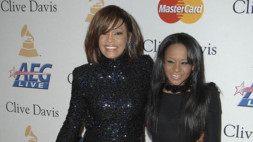 Gran preocupación por el estado de la hija de Whitney Houston