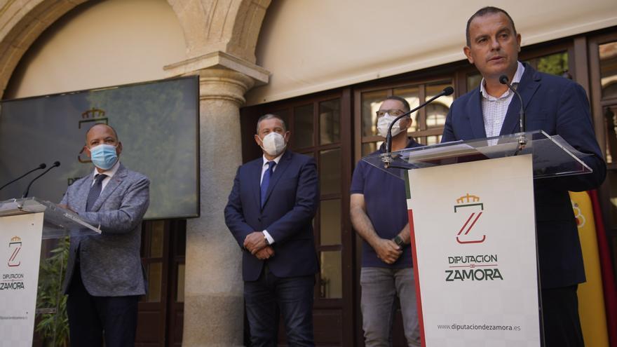 La Diputación de Zamora incorpora doce millones de euros del remanente para inversiones