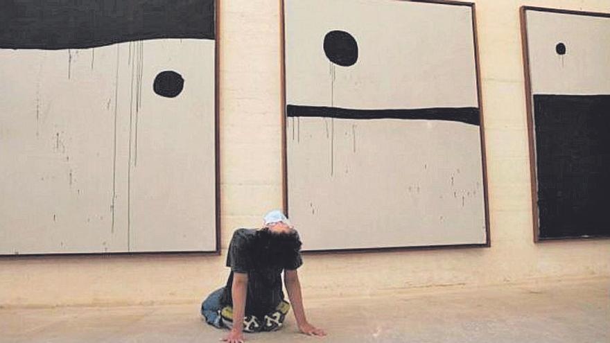 Anna Berenguer 'desgarra' a Miró