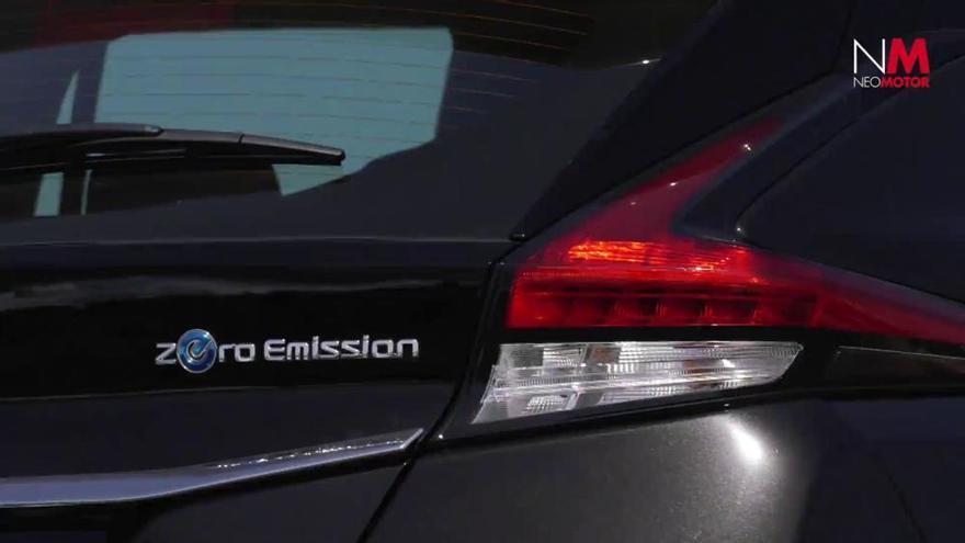 Siete rutas por las Islas Canarias: El Nissan Leaf en Lanzarote