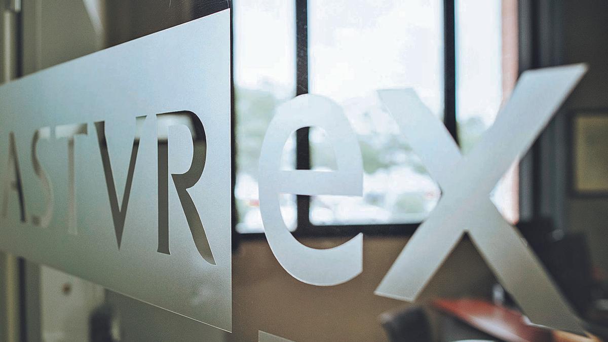 Detalle de las instalaciones de Asturex.  | FOTO CEDIDA A LNE