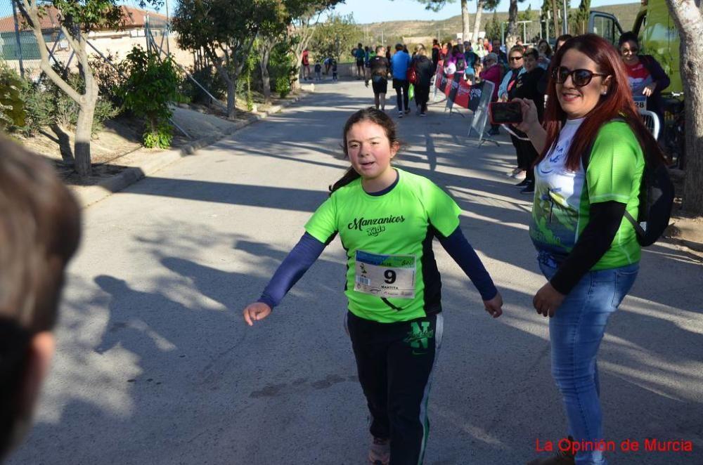 I Trail Solidario Sendero del Agua Galifa