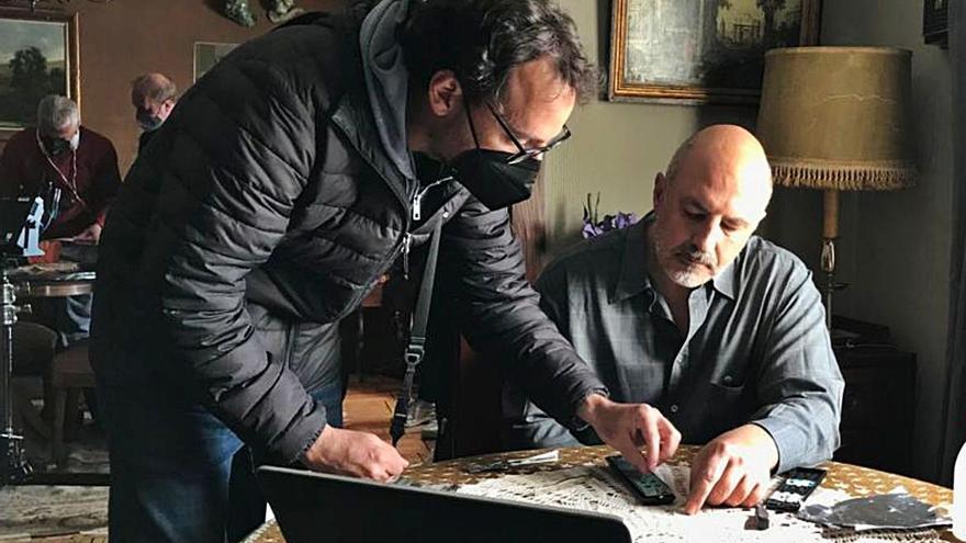 Javier Marco da el salto al largometraje con «Josefina»