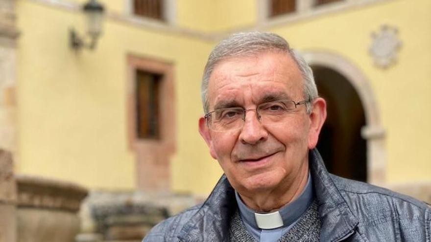El párroco de Pumarín, José Ángel Pravos, nuevo vicario episcopal de Gijón y Oriente