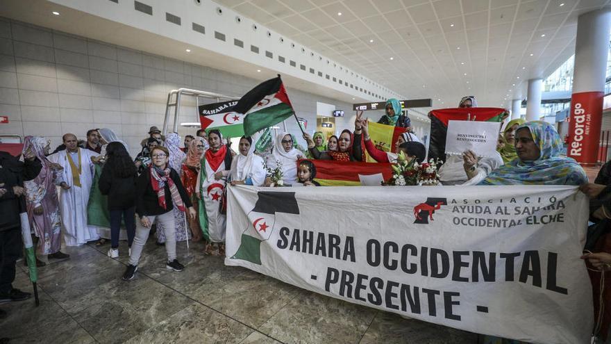 Lágrimas por la libertad del Sáhara