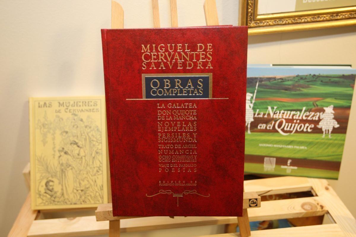 FOTOGALERÍA / La Uned de Córdoba rinde tributo a Cervantes con unas jornadas que ahondan en su vinculación con la capital