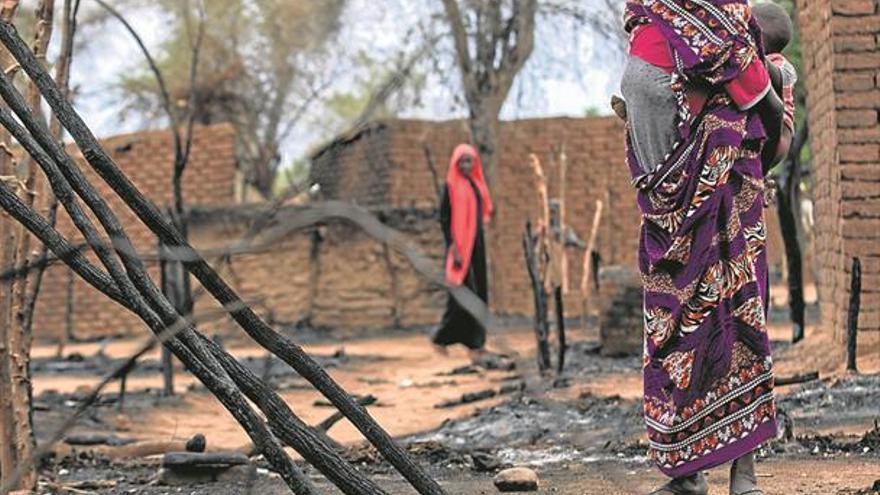 Sudán, en manos de Bashir