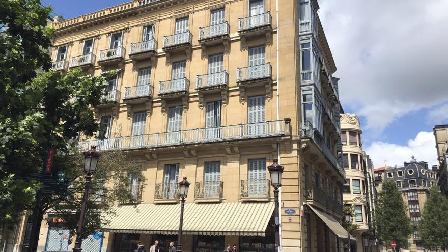 Intur ultima la apertura de su nuevo hotel Villa Katalina en San Sebastián