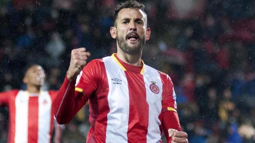 ¿En qué ex del Valencia CF piensa el Girona si el Barcelona ficha a Stuani?
