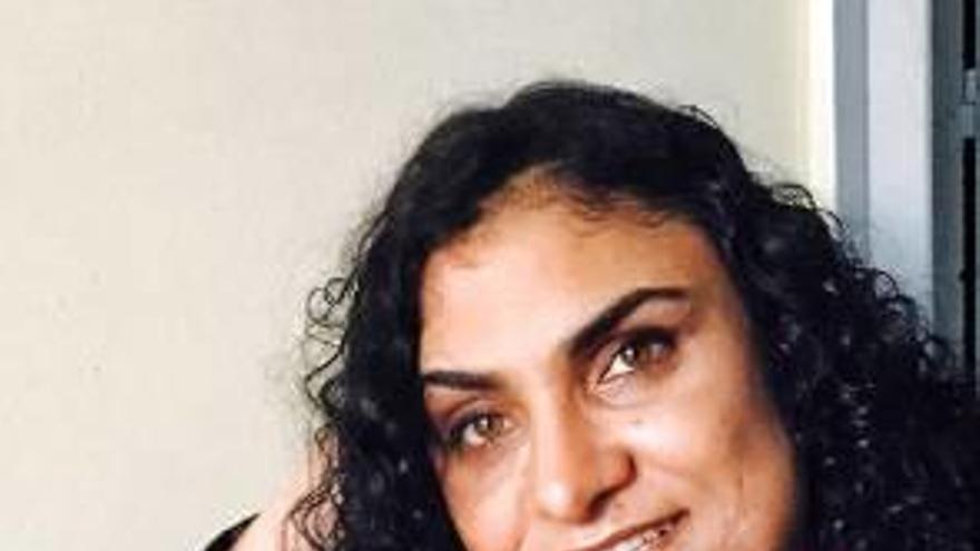 Nadia Ghulam: «No puedo cambiar el mundo, sí reeducarme de lo aprendido»