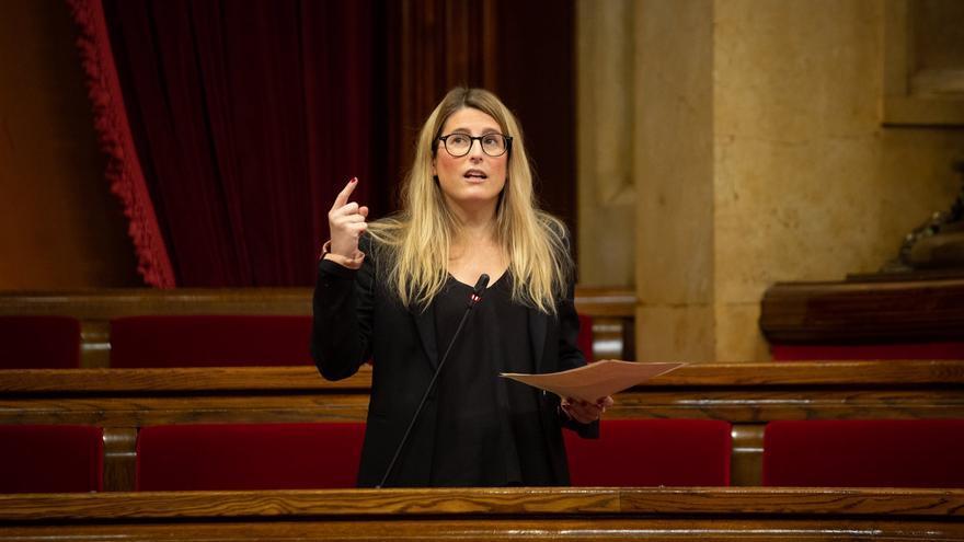 Artadi niega no haber entrado en el Govern por sus diferencias con Sànchez y Aragonès