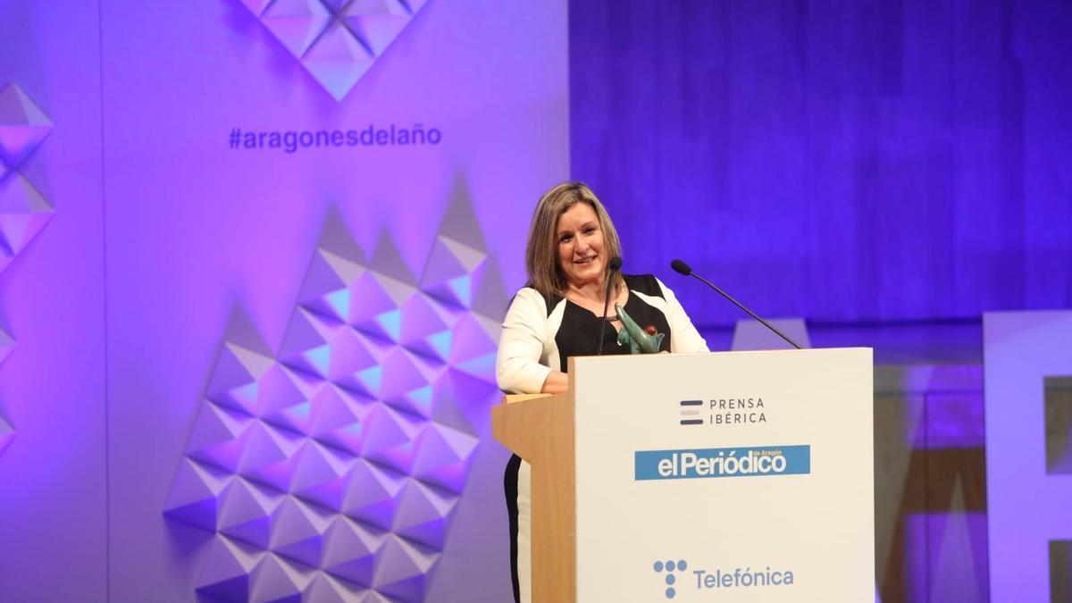 Begoña Torrijo, madre de Alejandro Francés