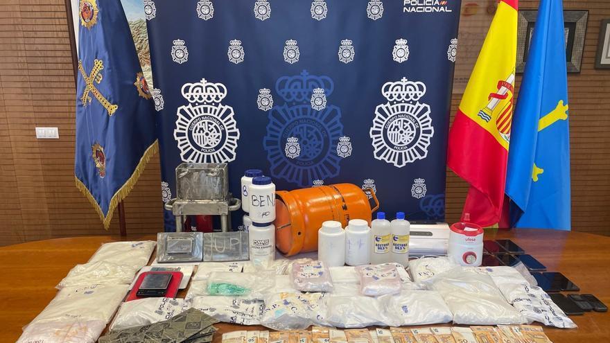 VÍDEO | Así se ha desarrollado la Operación Kbello contra las drogas en Zamora y Asturias