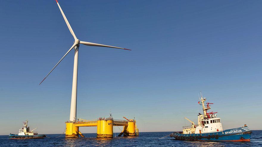 Iberdrola, Greenalia y firmas del metal preparan los primeros parques eólicos del mar en Galicia