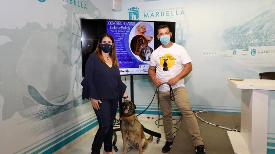 Congreso sobre los cuidados caninos en el Palacio de Ferias