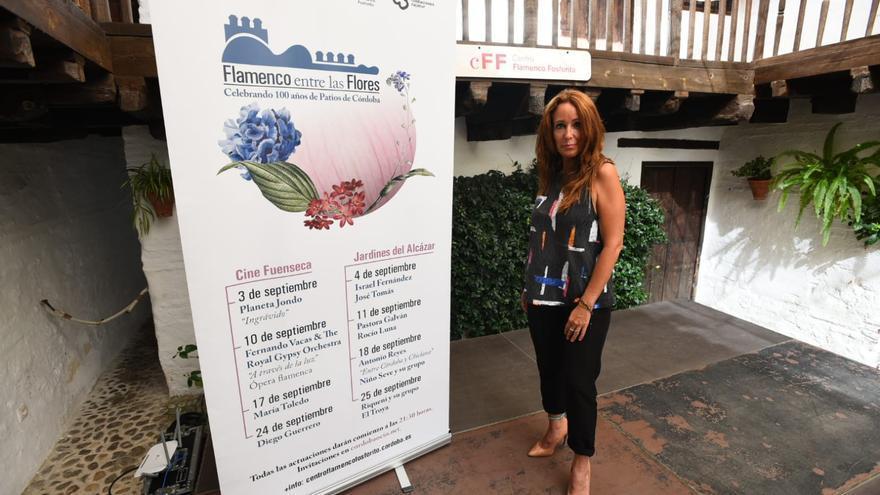 Los jardines del Alcázar y el cine Fuenseca acogen un ciclo flamenco en honor a los Patios