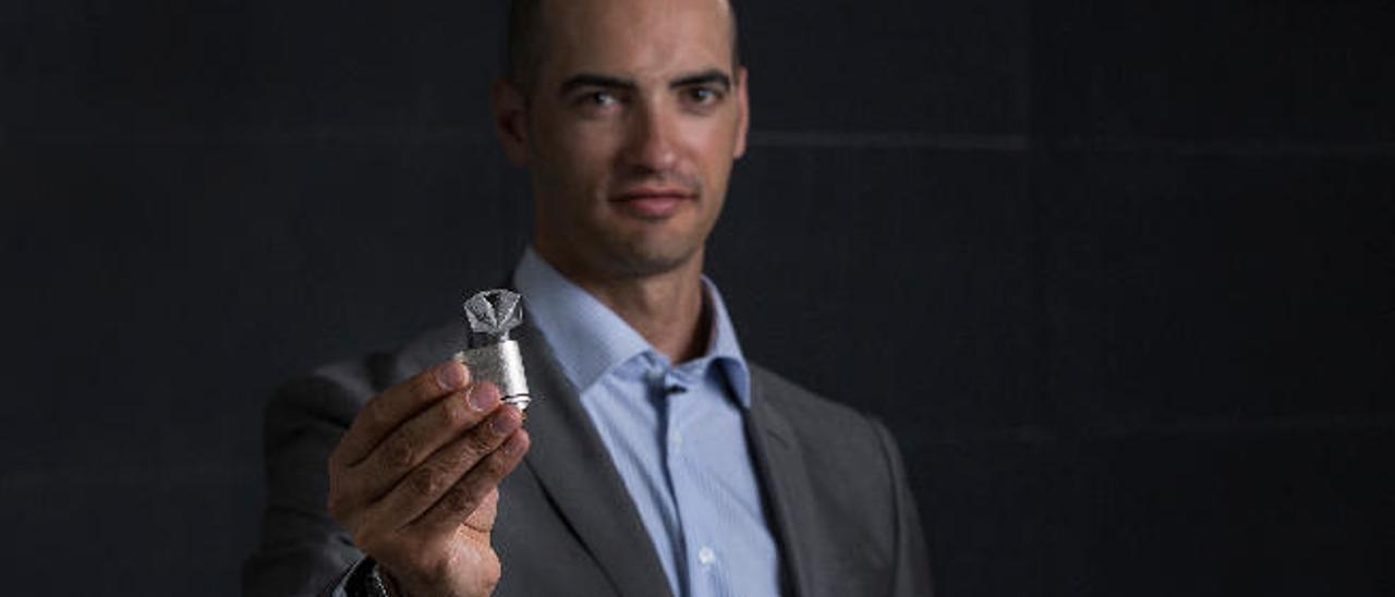 Alejandro Ojeda, el ingeniero que reinventó la llave