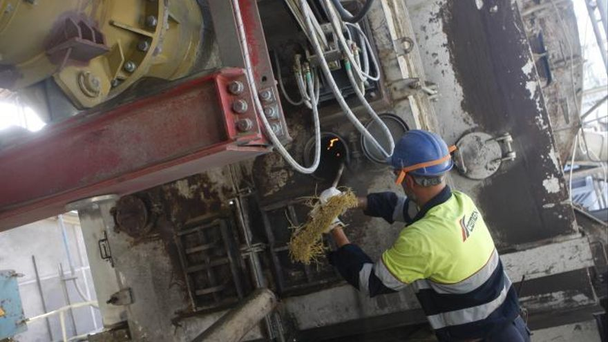 Zementfabrik in Lloseta stellt Betrieb ein