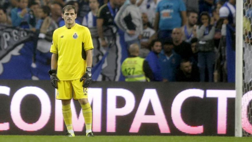Casillas, el portero menos goleado de las ligas europeas