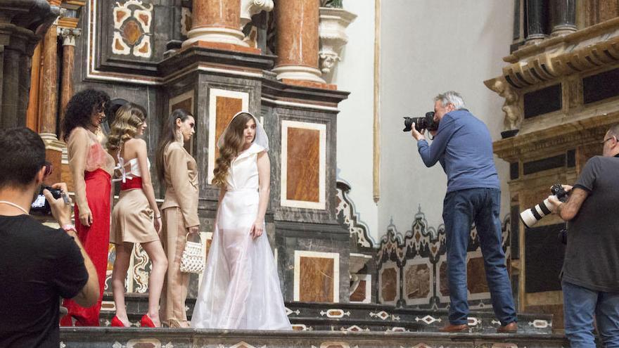 Palomo Spain asiste a la séptima edición de la pasarela de moda de Barreira A+D
