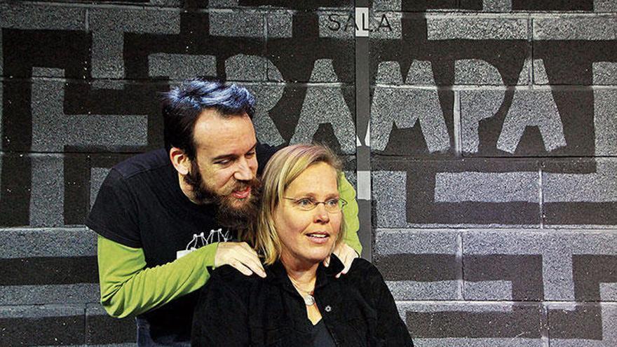 Wenn Deutsche beim Improtheater auf Mallorca an ihre Grenzen stoßen