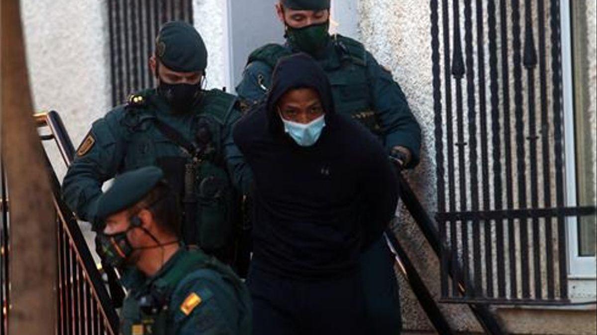 El Melillero, enviado a prisión por intentar matar a su expareja y a una amiga arrojándoles ácido