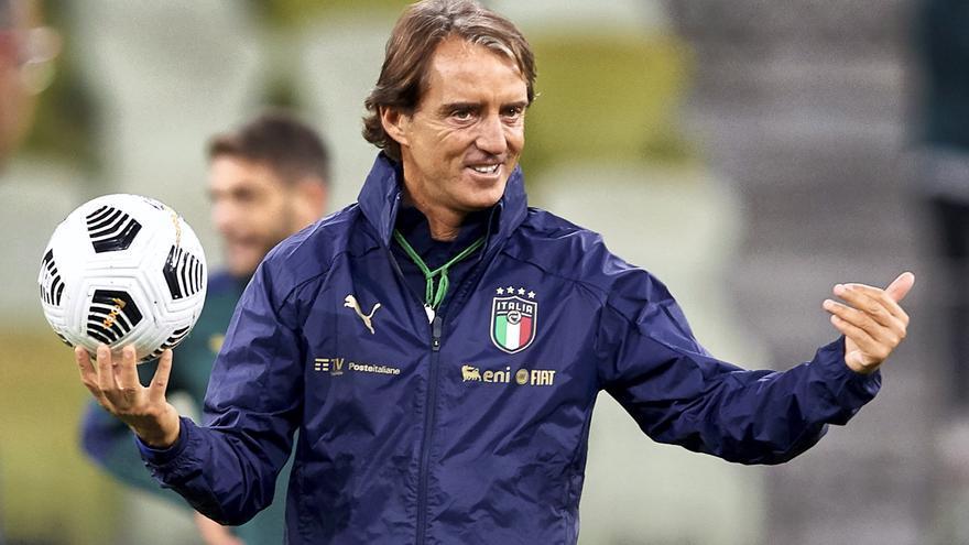 Lista de Italia para la Eurocopa 2021: convocatoria y alineación probable