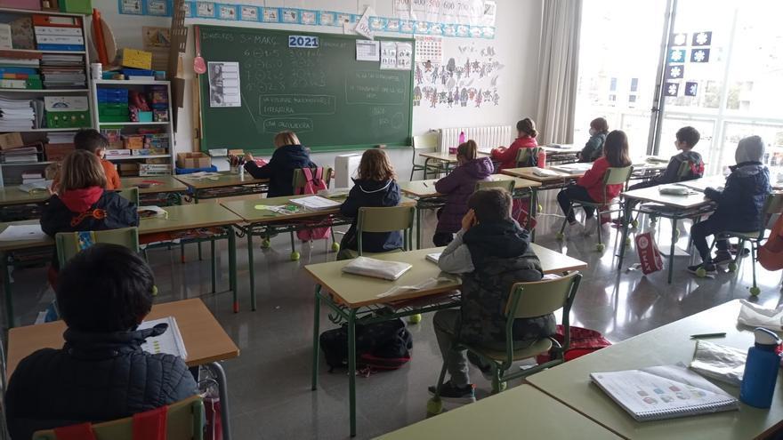 El colegio Cas Capiscol tendrá calefacción eléctrica y recuperará el agua caliente