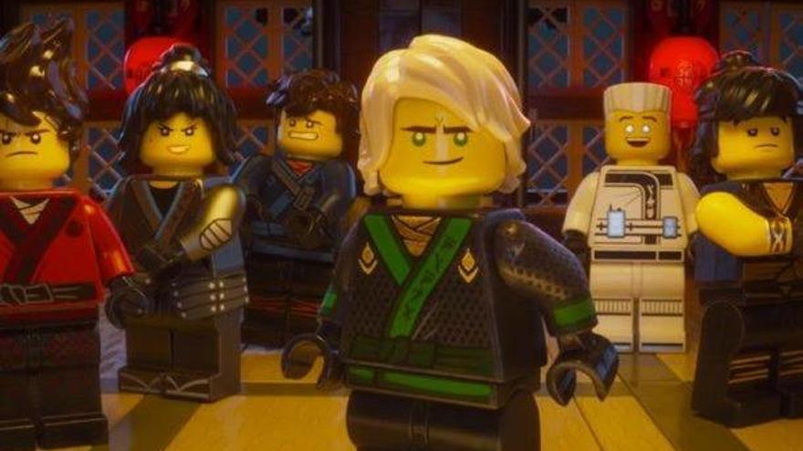 L'univers Lego torna per tercer cop al cinema