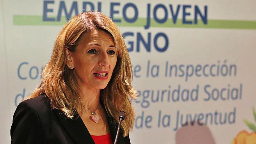 Díaz demana al Govern «la mateixa valentia» que amb els indults per apujar l'SMI